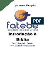 Modulo I - b -Rota de Estudo