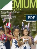 Premium Shopping Guide - Santa Fe - June/July 2015