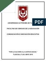 Proyecto Tutorias Equipo 3FINAlORDI