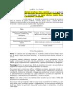 Info Completa VIOLENCIA