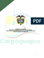Plan de Accion 2012 - 2015. La Guajira