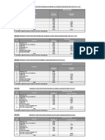 Fee Structure for Prospectus 2012-2013
