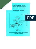 (L)Madrid Fernández, Daniel - La Investigación de Los Factores Motivacionales en El Aula de Idiomas (1999)