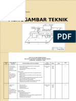 Menggambar Teknik (i)SAP