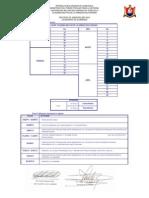 Calendario Examenes de Prese 2015