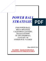 Power Ball Book Free