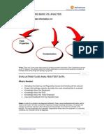 Understanding Basic Oil Analysis
