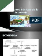 Definiciones Básicas de La Economía
