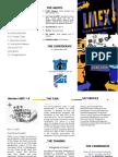 LMEX Brochure Format
