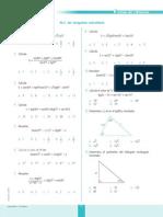 Razones Trigonometricas de Angulos Notables I