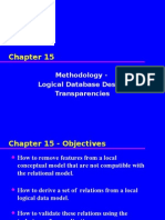 Chapter 15 sbd