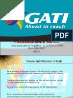 Gati LOGISTICS CORPORATION