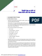 Chuong 3- tin hoc xay dung