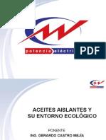 Aceites Aislantes y Su Entorno Ecologico Pecsa2 Memorias