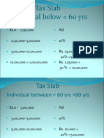 1420978 66498 Tax Slab Important Changes for the Fy 2015 16 for Individual