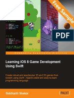 Learning iOS 8 Game Development Using Swift - Sample Chapter