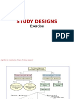 Exercise Study Designs Epidemiology