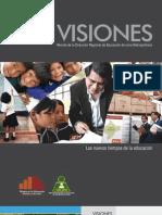 """REVISTA ACADEMICA Y CIENTIFICA """"VISIONES"""""""