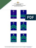 Distintivos Dos Postos de Guardas