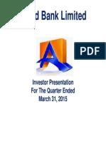 Investor Presentation March 2015.pdf