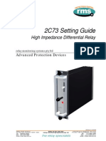 2c73 Setting Guide