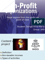 Fiscal regime from the profit tax point of view - NGO.ppt