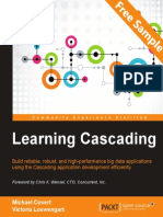 Learning Cascading - Sample Chapter