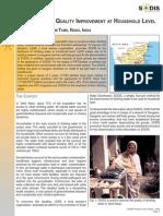 LEAD n.y. Sodis Case Study Tamil Nadu India