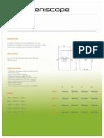 CT Selection Sheet