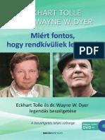 Eckhart Tolle-Wayne W. Dyer