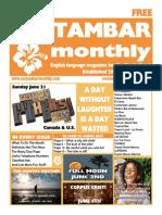 Costambar Monthly June 2015