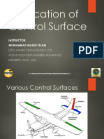 Control Surface Fabrication