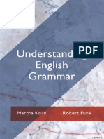 9780205209521 Understanding English Grammar