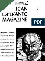 American Esperanto Magazine 12-1957