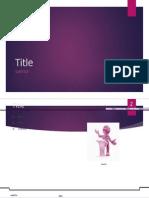 Design Simpel 2 Powerpoint