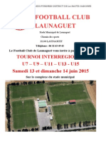 Plaquette FCL 2015