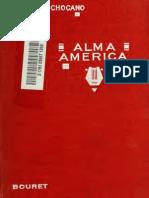Chocano Alma America