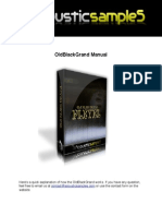 OldBlackGrand Manual
