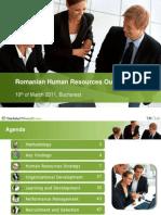 Report Romanian Hr Outlook 4th Quarter