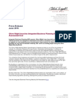 IBP Maturity Self Assessment Tool