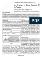 Pocket Ventilation System in Dryer Section of Paper Machine a Review