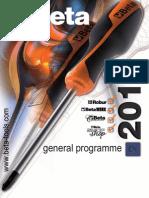 Katalog Beta 2011