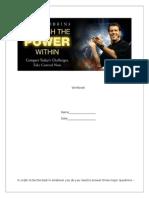 Workbook for UPW