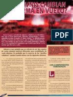 ¿Los Ovnis Cambian de Forma en Vuelo R-080 Nº033 - Reporte Ovni