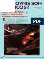 ¿Los Ovnis Son Magicos R-080 Nº034 - Reporte Ovni - Vicufo2