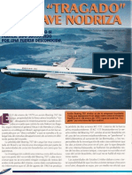 Avion Tragado Por Nave Nodriza R-080 Nº033 - Reporte Ovni