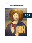 Introduction To Prayer.docx