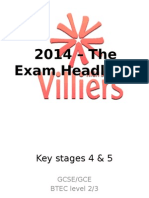 2014  the exam headlines governors v2