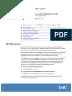 Docu31419 VPLEX Security Configuration Guide