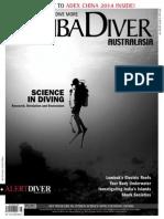 Scuba Diver Issue 5 - 2014 SG